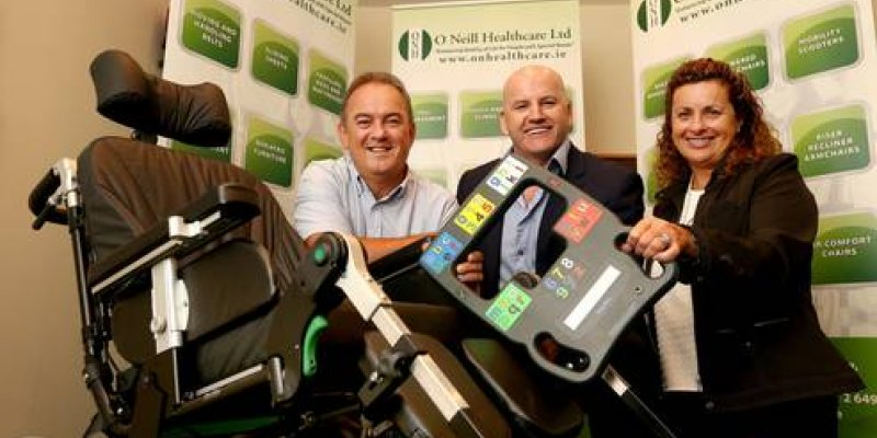 Irish Independent Featured Article | Building on a passion for healthcare