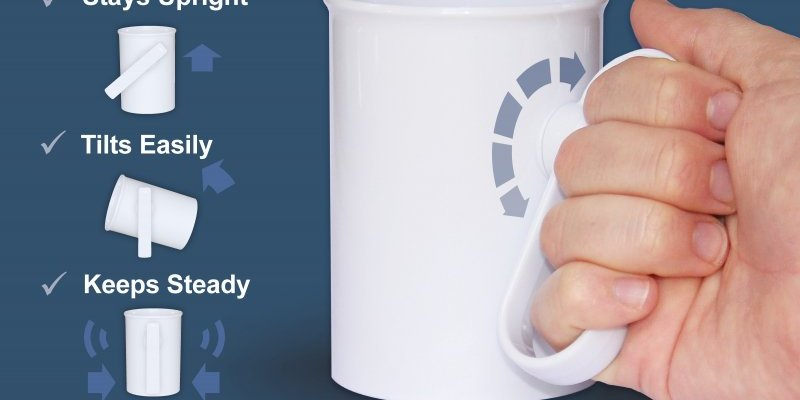Introducing the Revolutionary HandSteady Mug