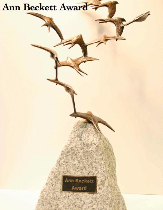 Anne Beckett award