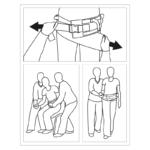 Immedia Support Belt Handles – O Neill Healthcare