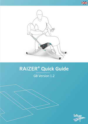 Liftup Raizer Quick Guide