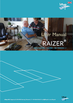 Liftup Raizer User Manual