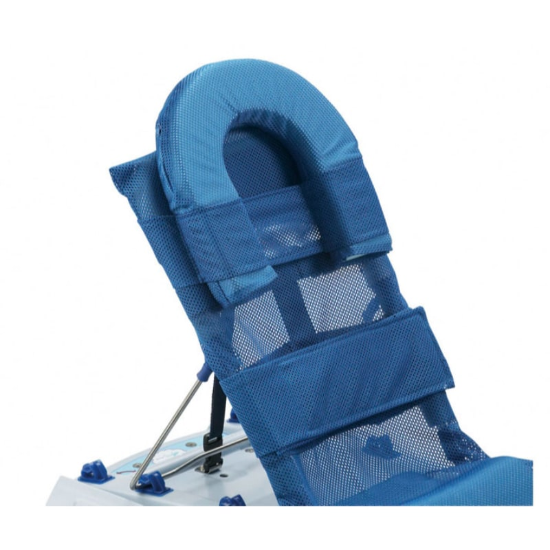 Manger Surfer Bather Headrest Image - O Neill Healthcare