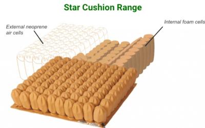 Introducing The Star Cushion Range