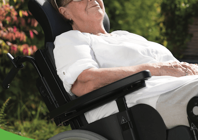 Etac Prio Wheelchair Brochure