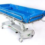 Timo Hydraulic Shower Trolley - O Niell Healthcare