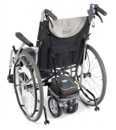 Wheelchair Powerpack Plus - O Neill Healthcare
