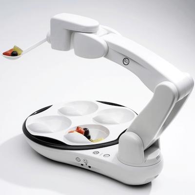 Obi - THe Feeding Robot - O Neill Healthcare