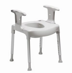 Etac Swift Freestanding Toilet Raiser Seat