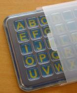 Frenchay Alphabet Board