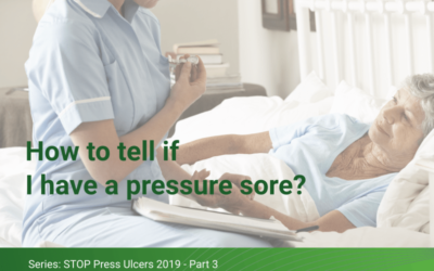 How to tell if I have a pressure sore?