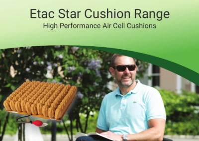 Star Cushion Range Brochure