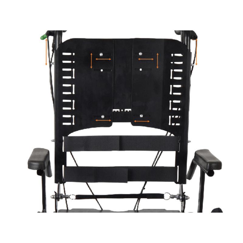 Caribe Advance Mini Paediatric Tilt-In-Space Wheelchair