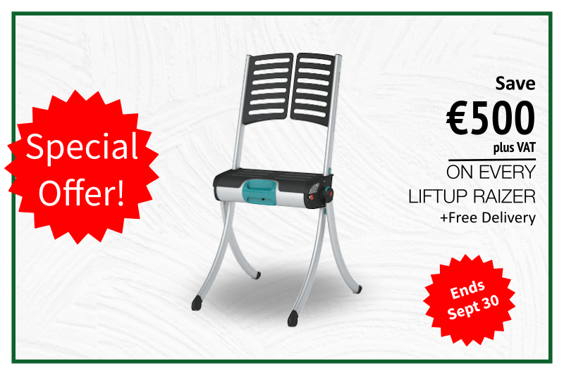 Special Offer: €500 Off The Liftup Raizer