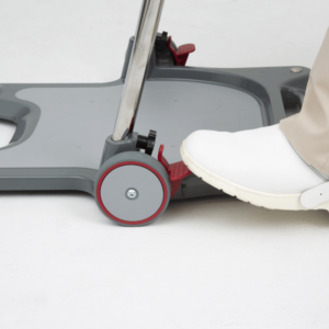 Molift Raiser Pro - Sit To Stand Transfer Aid - Central Brake - O Neill Healthcare