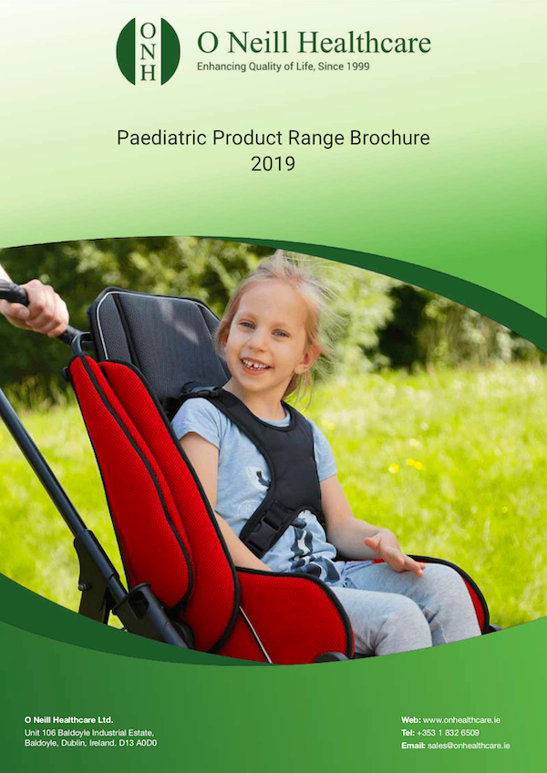 Paediatric Range Brochure - O Neill Healthcare