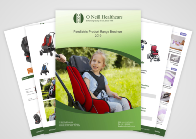 Paediatric Product Brochure