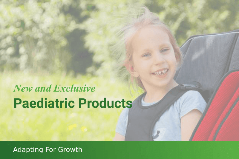 Exclusive New Additions To Our Paediatric Product Range