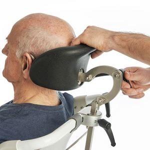 etac swift mobile-2 tilt headrest adjustment - O Neill Healthcare