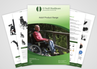 Adult Product Brochure