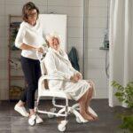 Etac Clean Height Adjustable - O Neill Healthcare