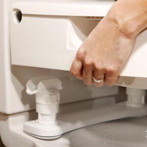 Etac Cloo toilet seat raiser - O Neill Healthcare
