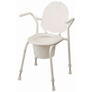 Etac Kaskad Freestanding toilet seat - O Neill Healthcare