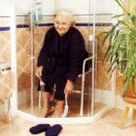 Etac Rufus Plus Shower Chair - O Neill Healthcare