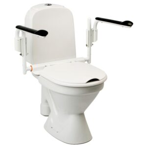 Etac Supporter Adjustable toilet arm supports - O Neill Healthcare