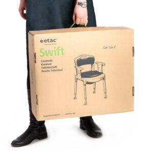 Etac Swift Commode - O Neill Healthcare