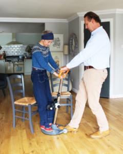 Etac Turner Pro –Turning Aid – Standing Aid
