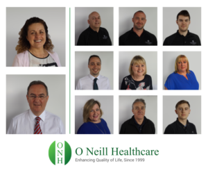 O Neill Healthcare Team Photo