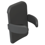 spex extended curved lateral trunk supports - O Neill Healthcare