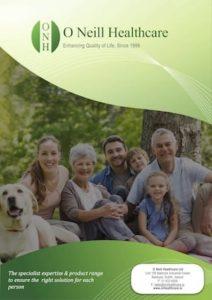 Rehabilitation Products Brochure - O Neill Healthcare