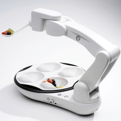 Obi - THe Feeding Robot - O Neill Healthcare