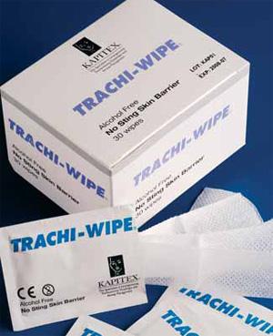 trachi wipe