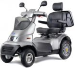 The Breeze S4 Mobility Scooter