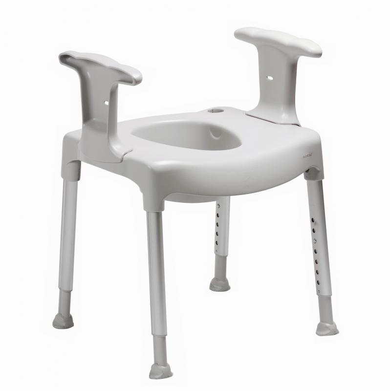Etac Swift Freestanding Toilet Raiser Seat