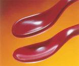 Kapitex Maroon Spoons