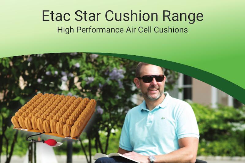 Star Cushion Range Brochure