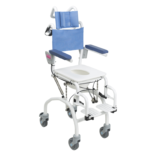 Baltic Mini Paediatric Shower Chair Commode