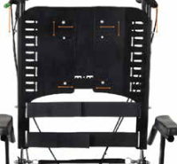 Caribe Advance Tilt-In-Space Wheelchair Features
