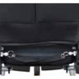 Cesta Back and Seat